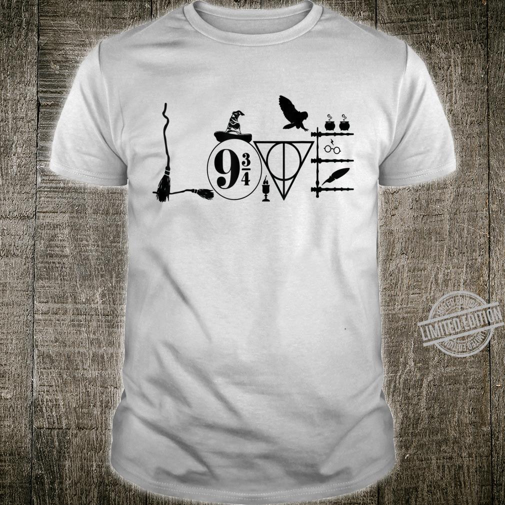 934 Valentine Witch Shirt