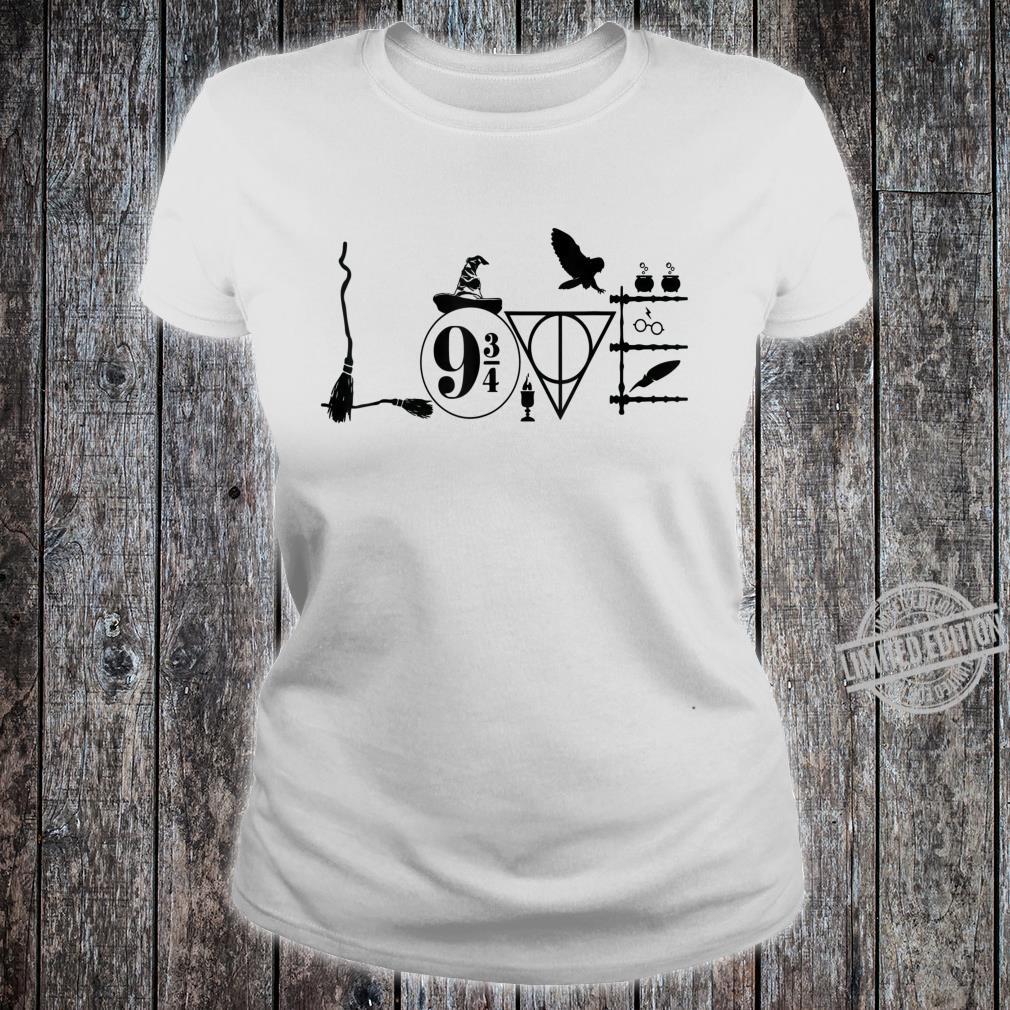 934 Valentine Witch Shirt ladies tee