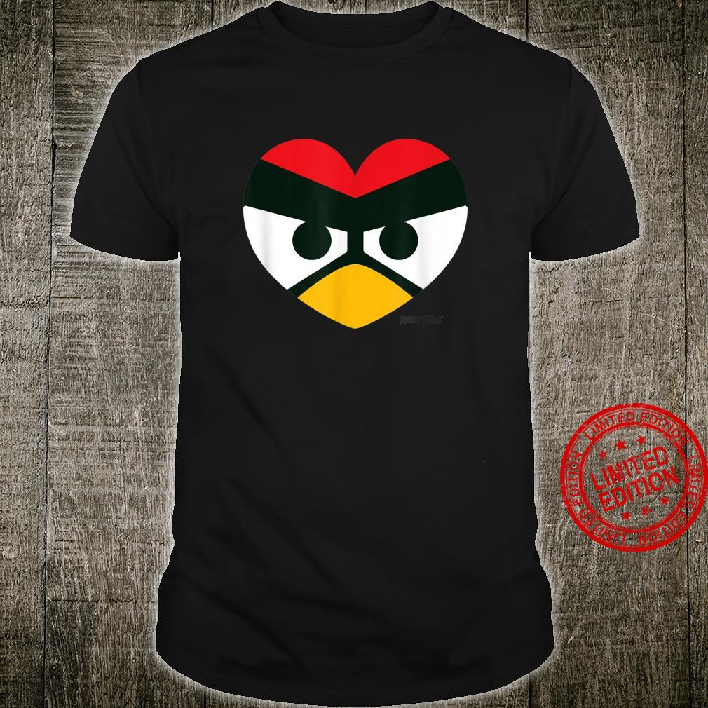 Angry Birds Red Heart Official Merchandise Shirt