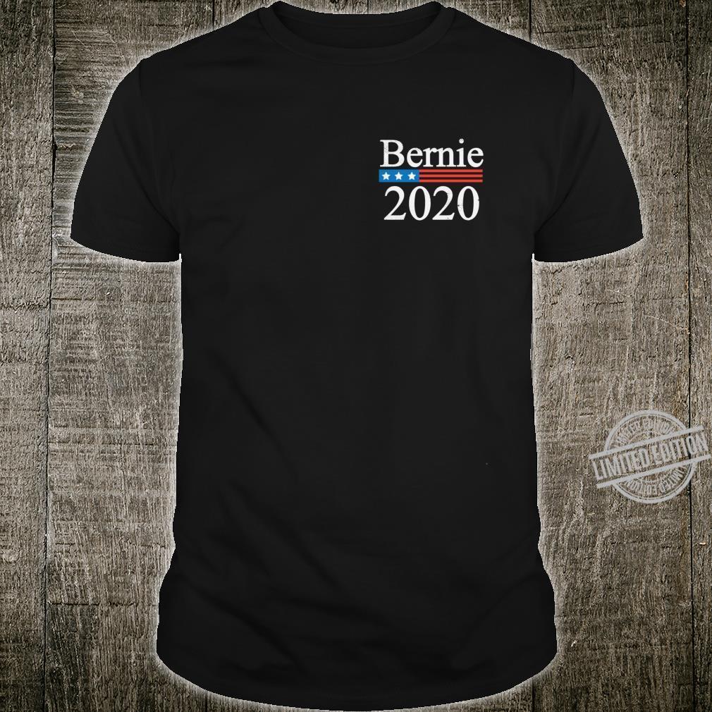 Bernie 2020 Pocket Sanders For President Vintage Election Shirt