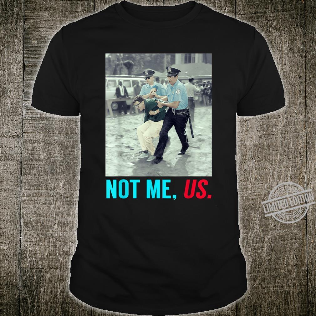 Bernie Sanders Not Me Us Arrested Bernie 2020 For President Shirt