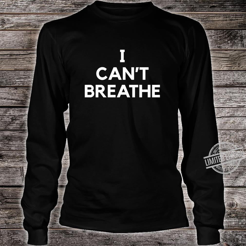 Black Lives Matter Slogan Proud Culture Anti Racism Shirt long sleeved