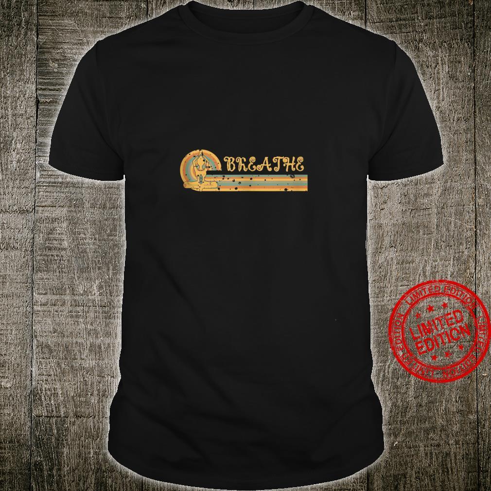 Breathe Yoga Shirt