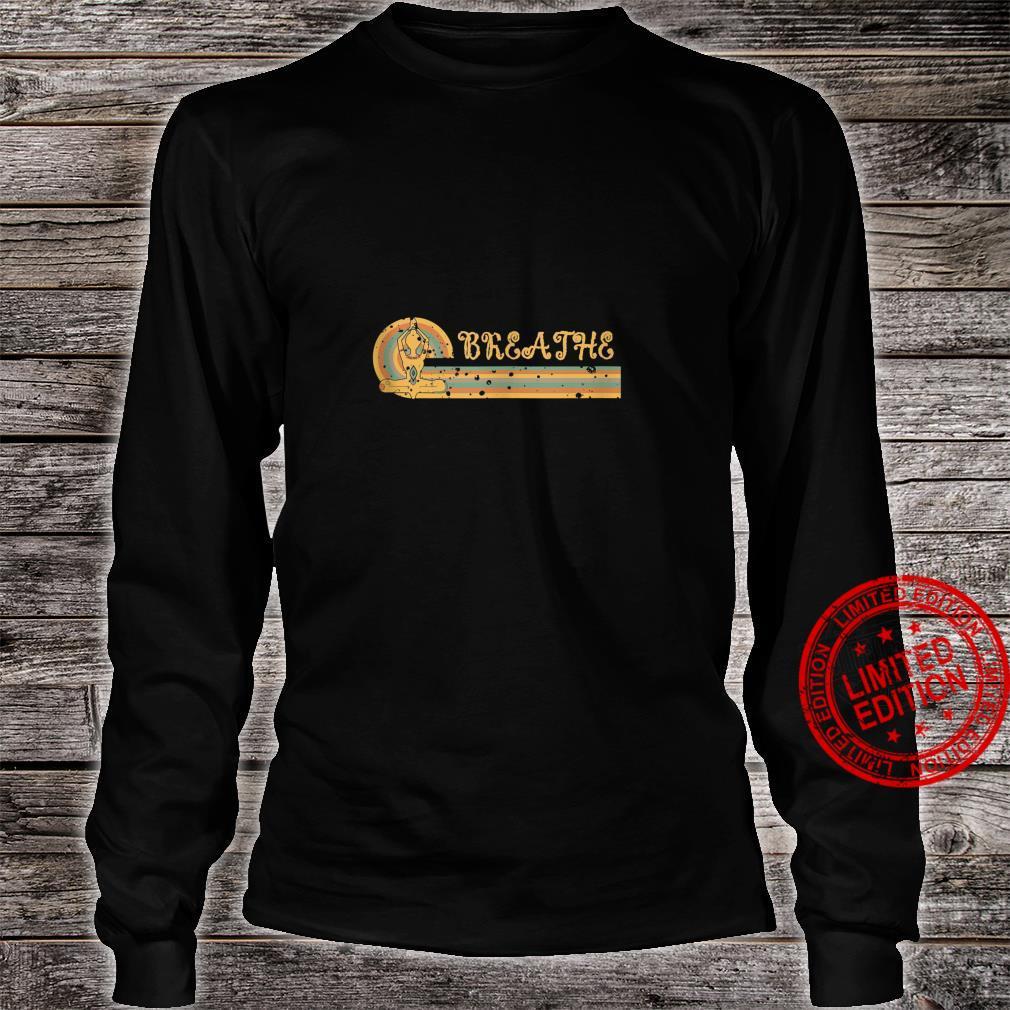 Breathe Yoga Shirt long sleeved
