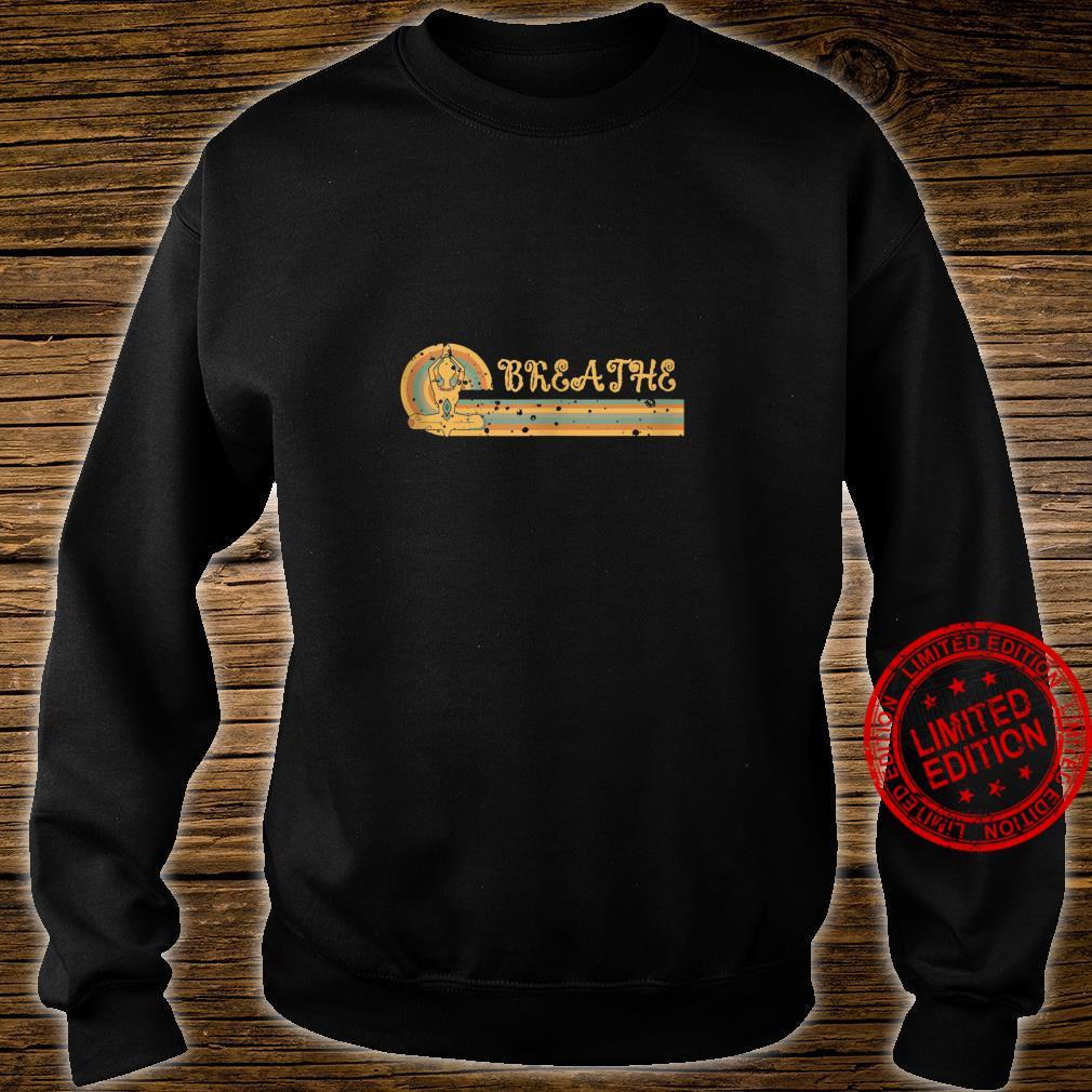 Breathe Yoga Shirt sweater