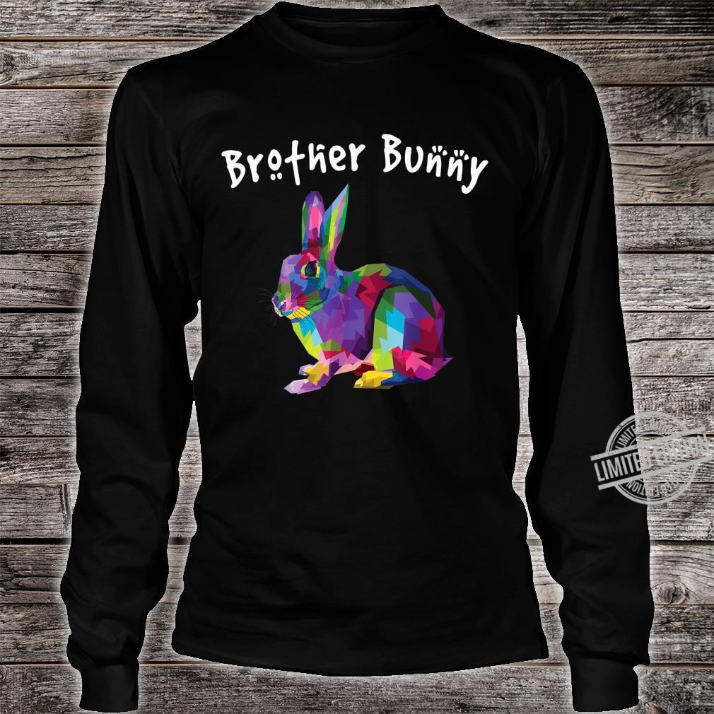Bruder Hase Fröhliche Ostergeschenke Shirt long sleeved