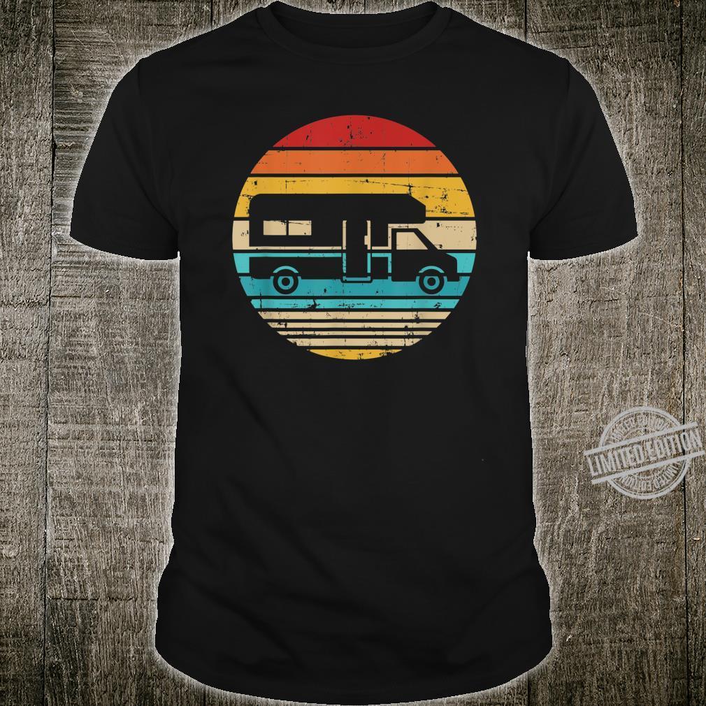 Camping vintage RV Shirt