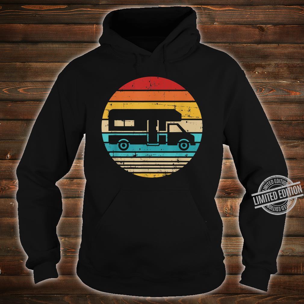 Camping vintage RV Shirt hoodie