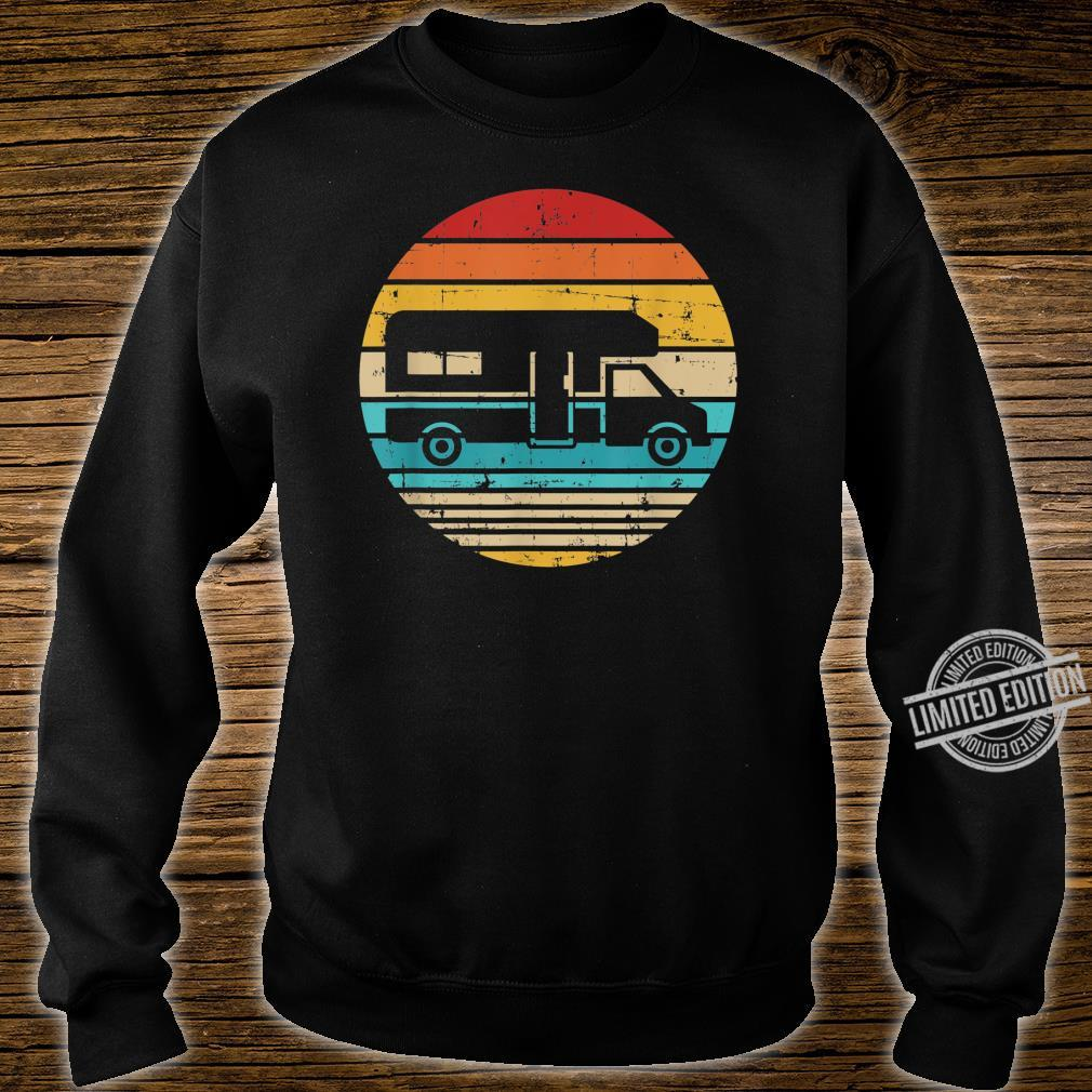 Camping vintage RV Shirt sweater
