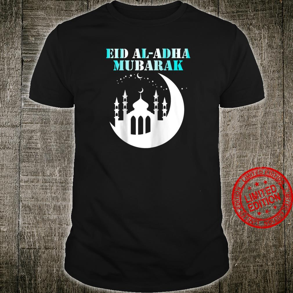 Eid AlAdha Mubarak Happy Eid For Muslim Eid Mubarak Shirt