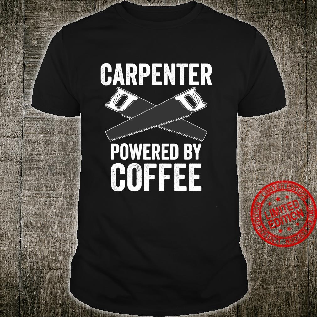 Funny Woodworking Carpenter Langarmshirt Shirt