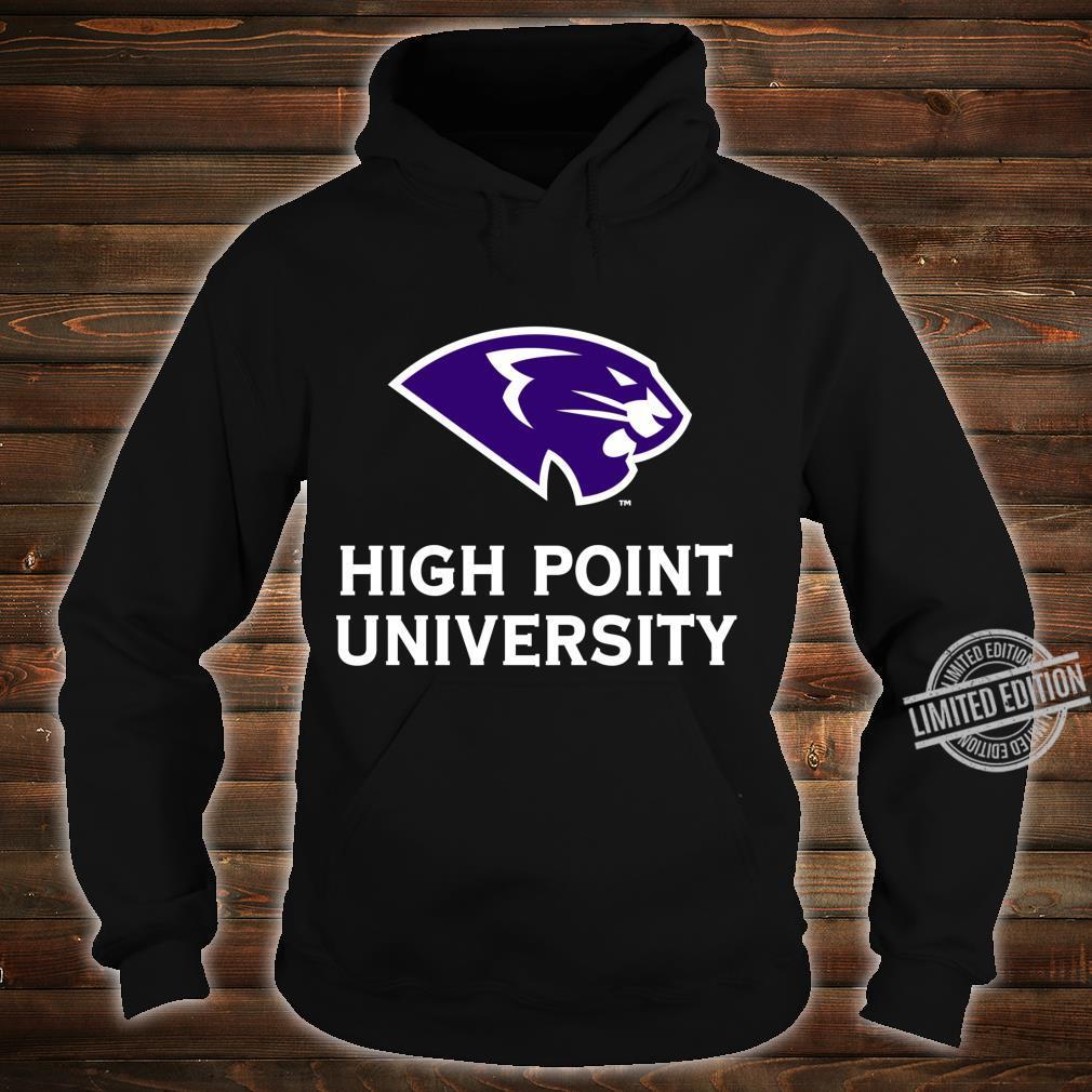 NCAA HIGH POINT UNIVERSITY PANTHERS PPHPU017 Shirt hoodie