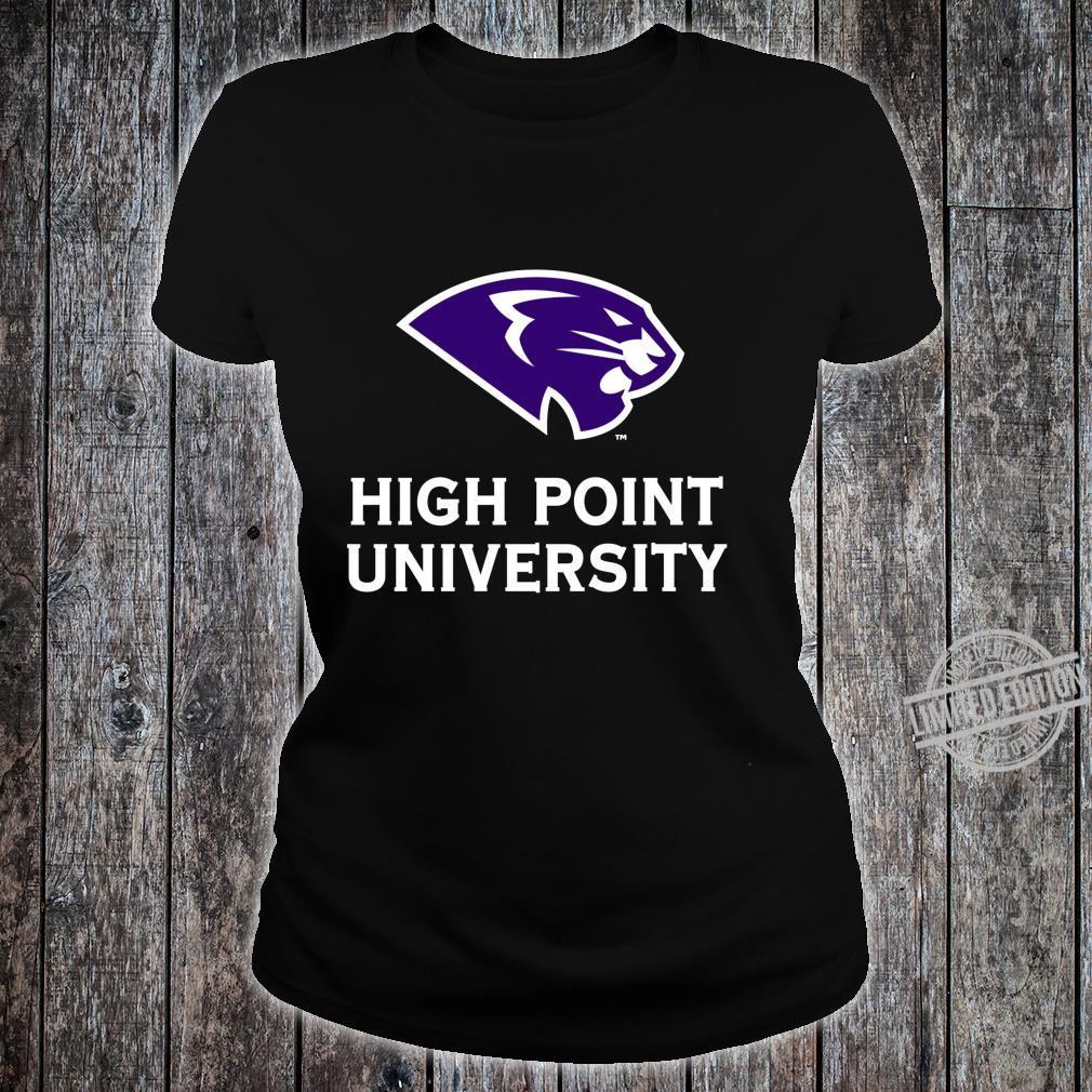 NCAA HIGH POINT UNIVERSITY PANTHERS PPHPU017 Shirt ladies tee