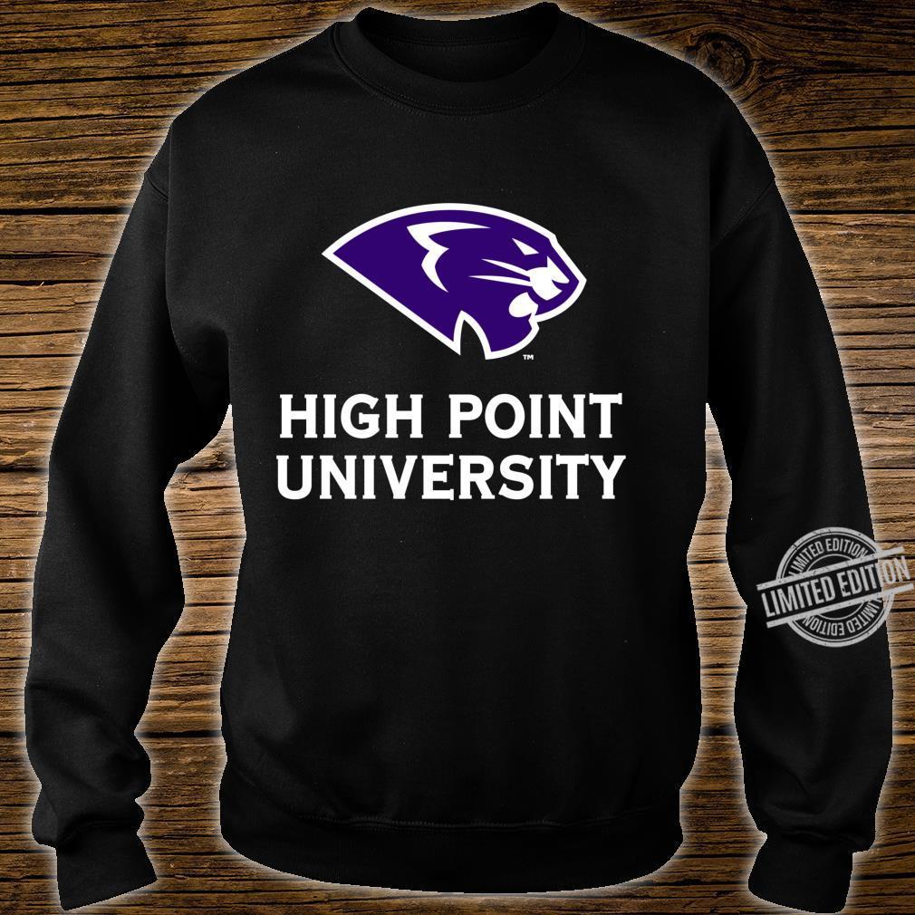 NCAA HIGH POINT UNIVERSITY PANTHERS PPHPU017 Shirt sweater