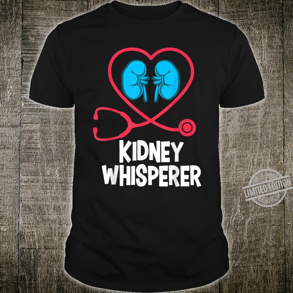 Nephrologist Kidney Whisperer & Shirt