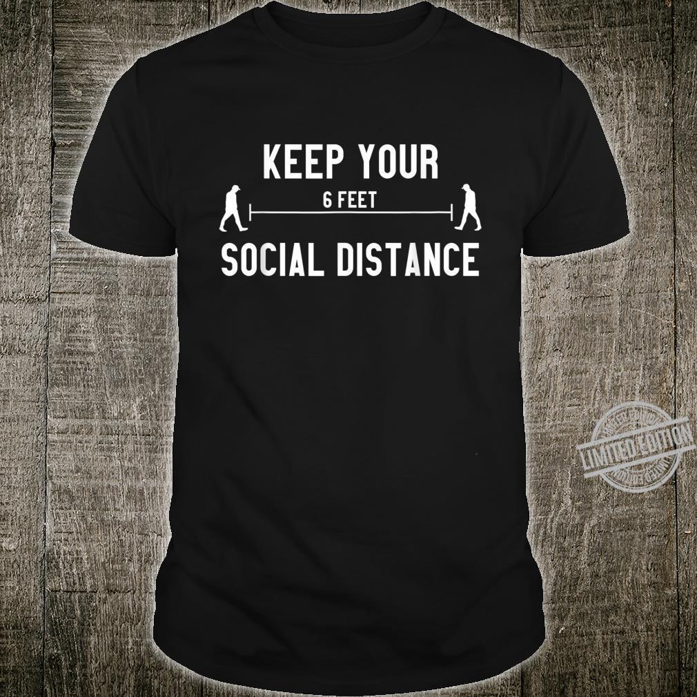 Social Distancing Social Distance Shirt
