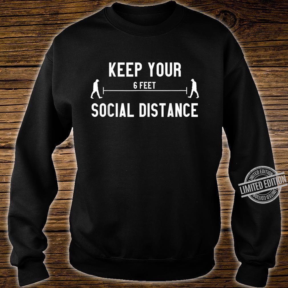 Social Distancing Social Distance Shirt sweater