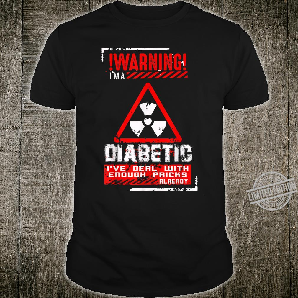 T1D Diabetic Type 1 Diabetes Awareness Kid Shirt