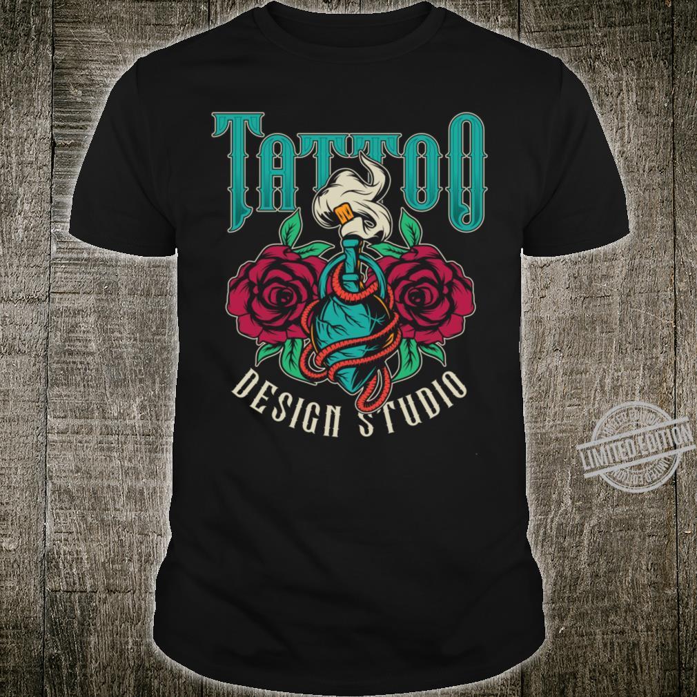 Tattoo Design Studio Shirt