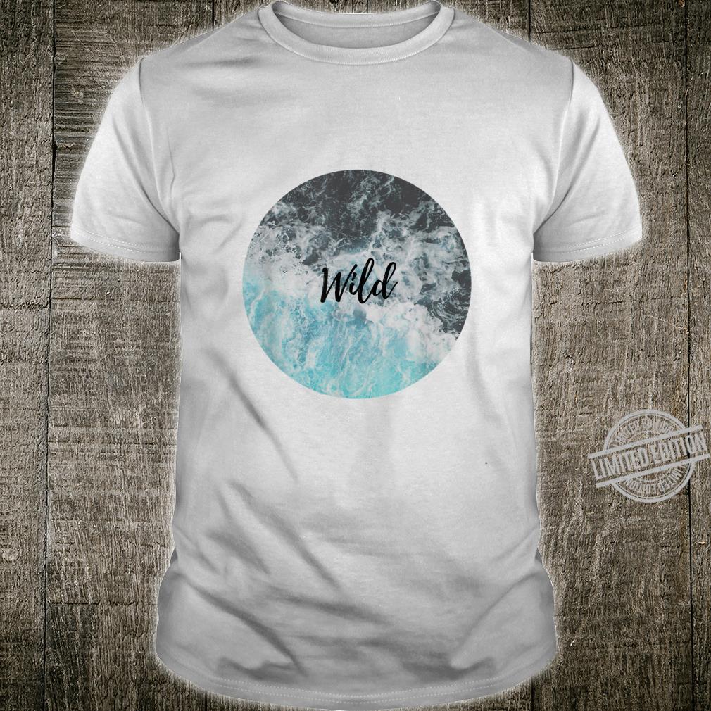 Wild Ocean Waves Shirt