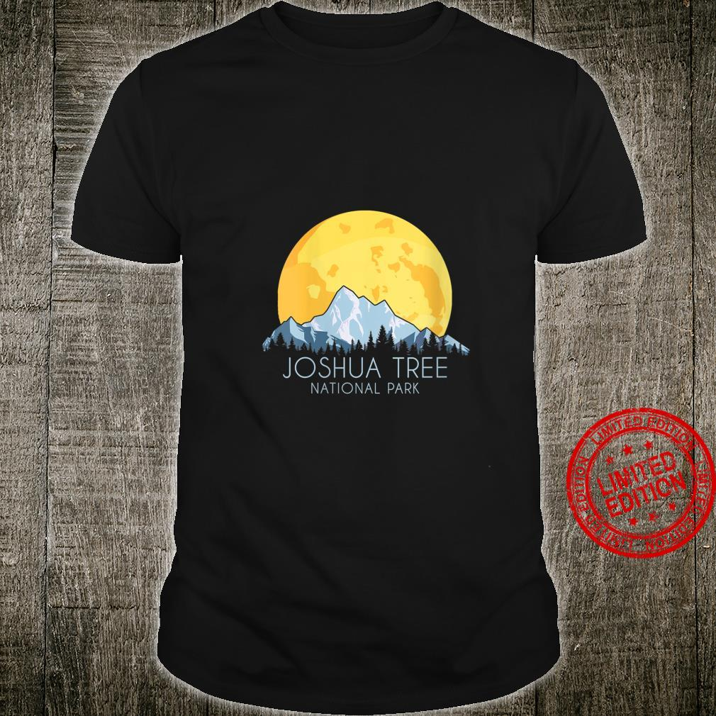 Womens Joshua Tree National Park Souvenir Shirt
