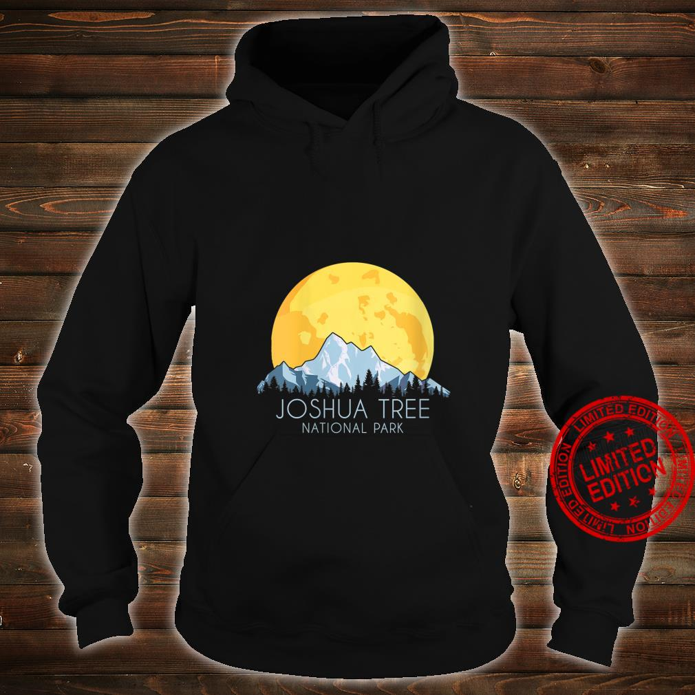 Womens Joshua Tree National Park Souvenir Shirt hoodie