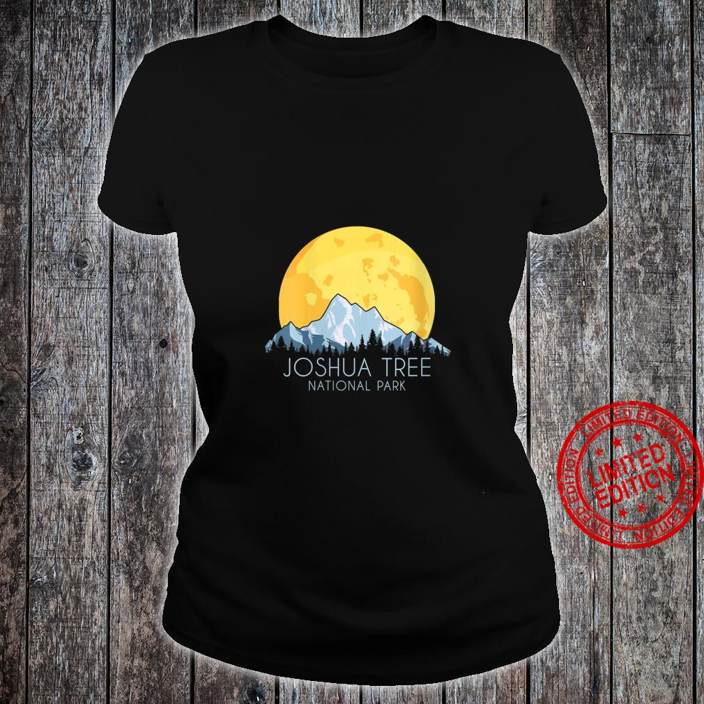 Womens Joshua Tree National Park Souvenir Shirt ladies tee