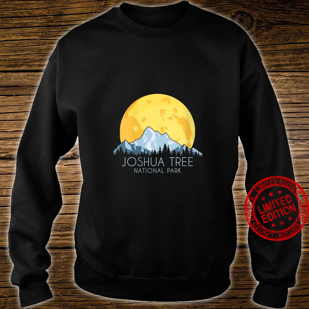 Womens Joshua Tree National Park Souvenir Shirt sweater